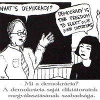 Mi a demokrácia?