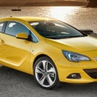 Opel Astra GTC hivatalos fotók