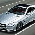 Hivatalos Mercedes SL fotók