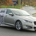Meglesték a Jaguar XF kombit