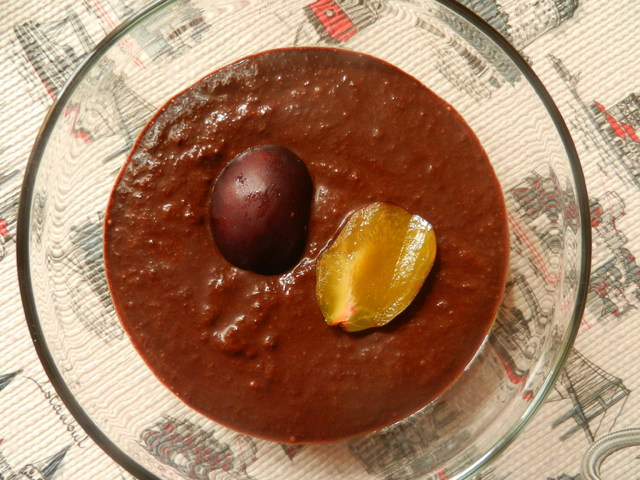 5 perces mennyeien finom cukkinis csokikrém