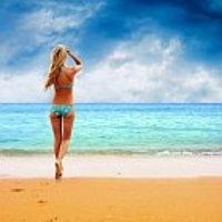 Csinos lány a strandon – újabb próbálkozás a Facebookon