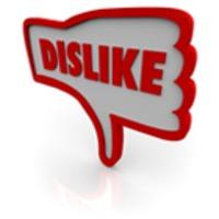 Facebook átverés: a Dislike gomb