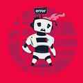 Sérülékeny robotok a neten