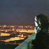 Romantic- Miskolc at night from Avas lookout tower #miskolc #miskolci #magyar #hellomiskolc #hungary #visithungary #visitmiskolc #avas #lookout