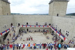 3 + 1 reasons, why you need to visit the Castle of Diósgyőr at Easter!