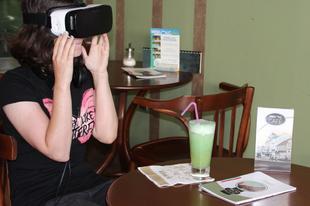 VR technology at Miskolc Tourist Board