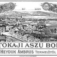 The first #wine #label from #Tokaj from 1844 Photo by Tokaji Kutatóintézet  #tokajwineregion #tokaji #tokaj #tokajiaszu #visittokaj #tokajhegyalja #tokajiborok #wines #vineyard #whitewines #winelover #instawine #sundown #summertime #nature #naturephotography #instahungary #instahun #visithungary #UNESCO #unescoworldheritage #unescoworldheritagesite #instaphoto #pictureoftheday #picoftheday  @elmenyitthon @hellomagyarorszag @hello_hungary @ilovehungarianwines
