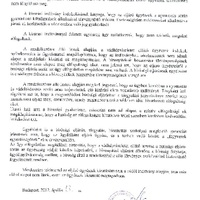 63. Kizárási indítvány a katonai ügyészek ellen – elutasítva!