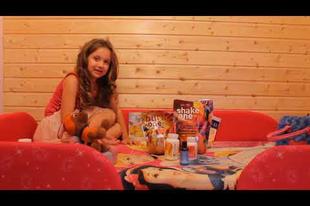 Calivita Vitaminok Ludányi Pannától szeretettel, nagyooon cukiii!!!