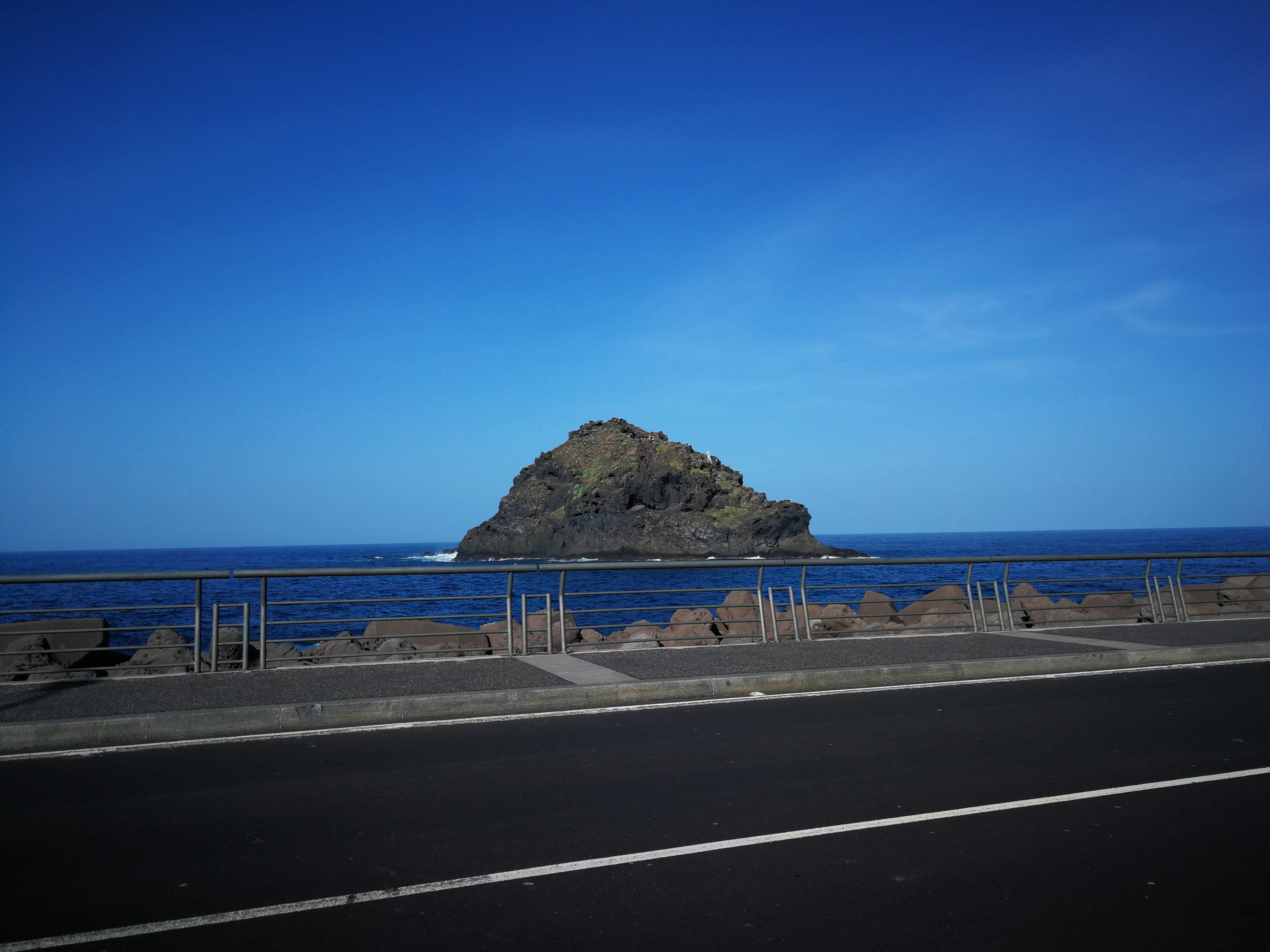 Garachico sziklája