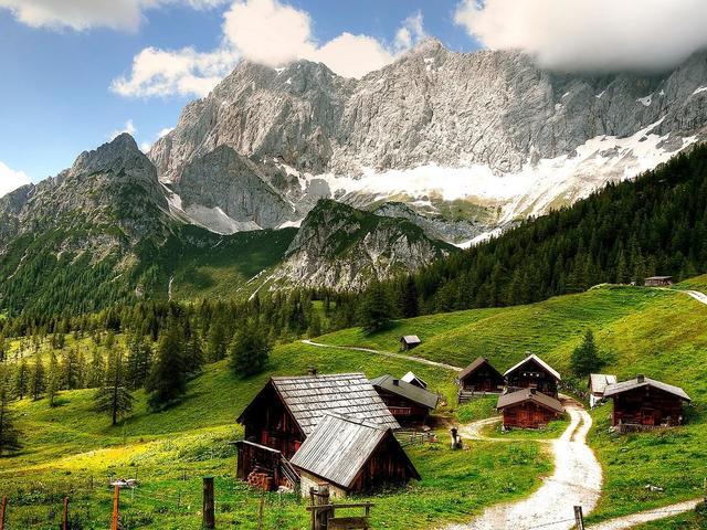Ausztria aktívan: hegyek, tavak, gleccserek