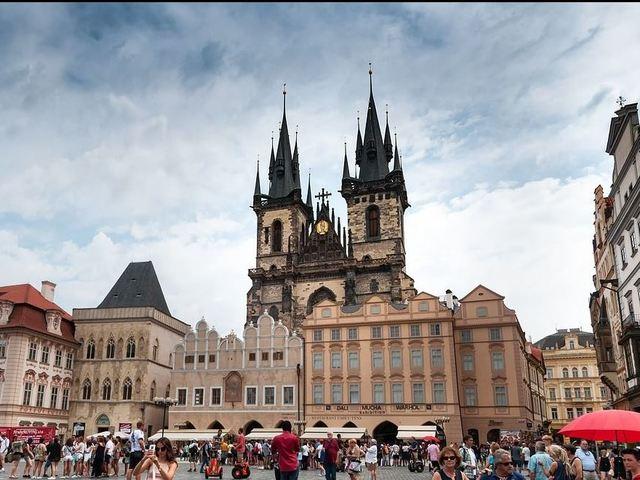 Prága és Csehország Világörökségei