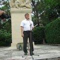 Zsidózás a Nemzeti összetartozás napján Gútán