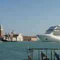 1. update: Nagy üdülőhajók Velencében