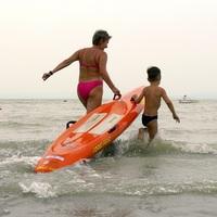 Felügyelet nélkül a Balaton-parton?
