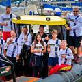 A Balatoni Hajókiállításon köszönt el az idei Vízimentő Roadshow