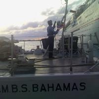 2012. február 13. Nassau