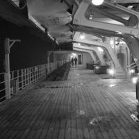 2013. november 17. A tengeren a Titanic felett