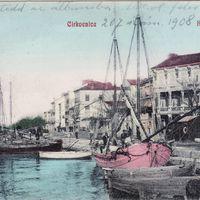 Kikötők