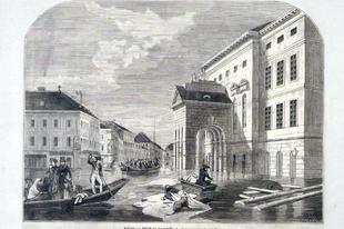 Az 1838-as pesti árvíz