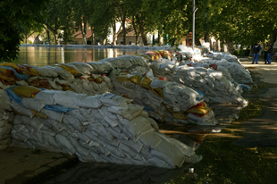Rekord árvizeink - 2013.június