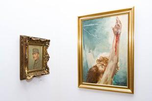 Komorjai László grafikus, festőművész életmű kiállítása