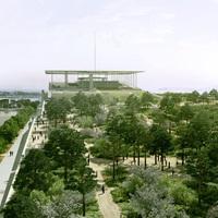 A Stavros Niarchos Alapítvány Kulturális Központja Athénban
