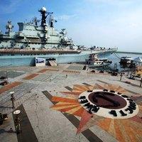 Luxushotel lett a szovjet hadihajóból