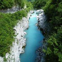 Soča folyó -