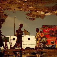 Kongó egy pocsolyából nézve