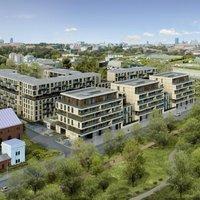 Varsó Waterfront Projekt: ingatlanfejlesztések a Visztula mentén