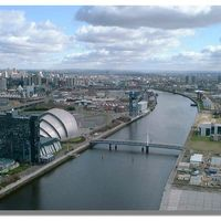 Hello Clyde, welcome to Glasgow!