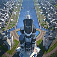 A világ legmagasabb épülete Azerbajdzsánban?