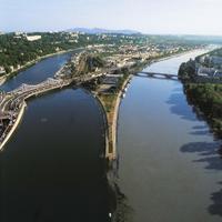 Lyon Confluence – Folyóparti városfejlesztés extrazöld üzemmódban