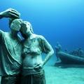 Jön Európa első víz alatti múzeuma