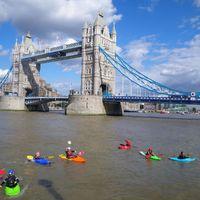 London legnagyobb szabadtéri bulija a Temze partján