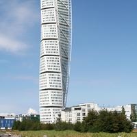 Malmö Waterfront: Turning Torso, az új jelkép
