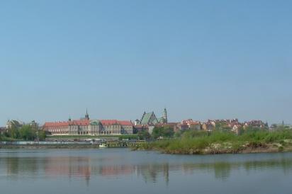 A Visztula Varsónál