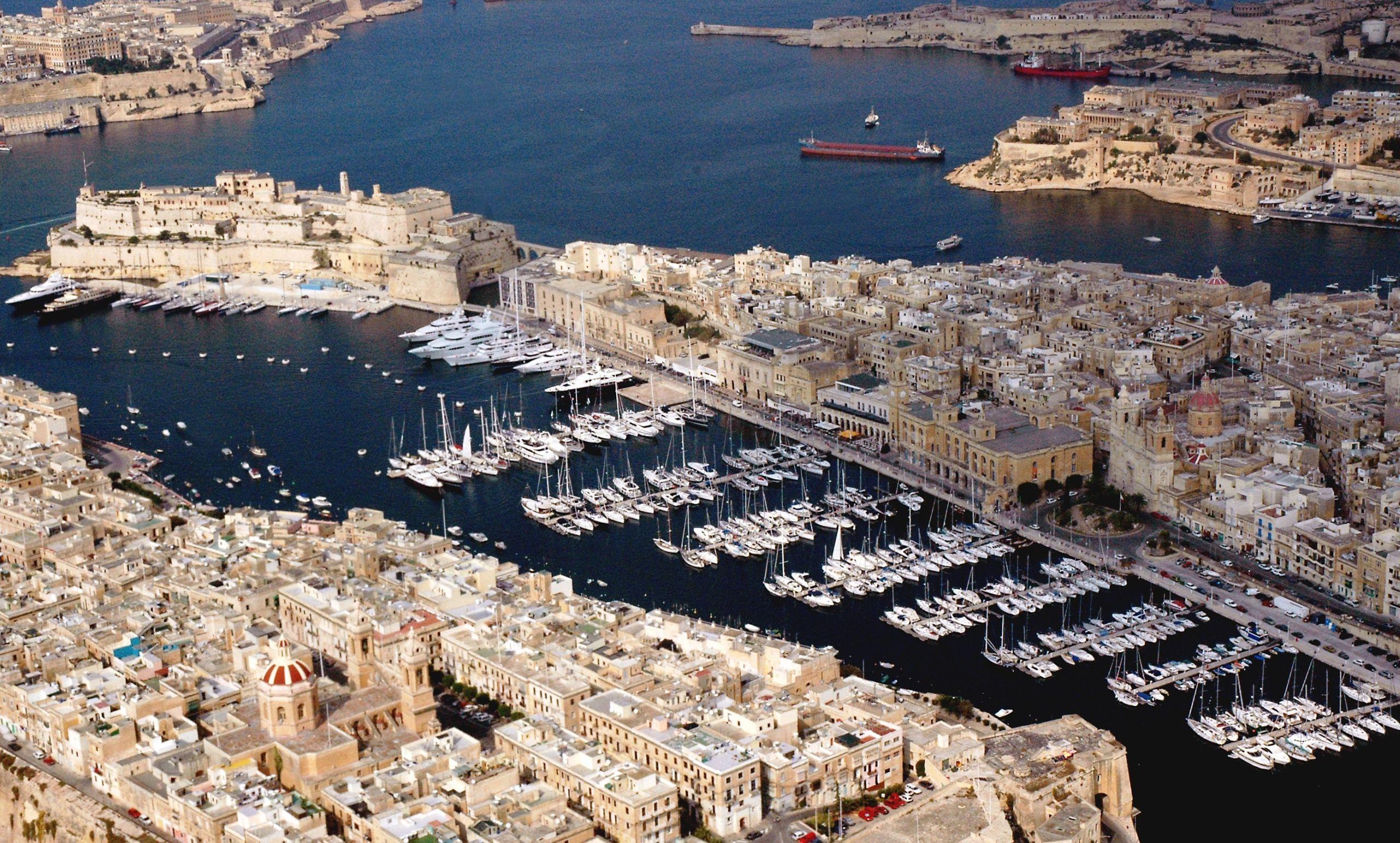 A Grand Harbour - copyright visitmalta.com