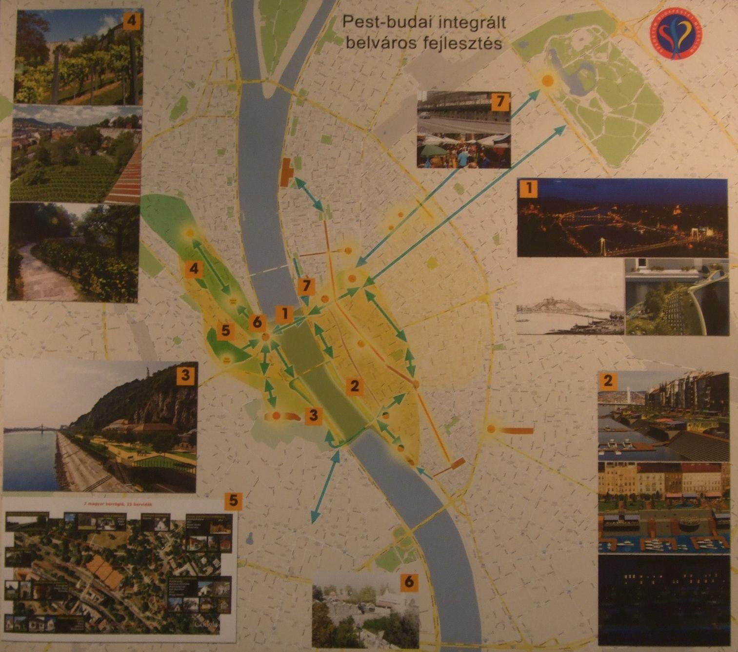 Pest-Buda Integrált Belvárosi Fejlesztési Terv