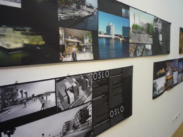 Vízparti fejlesztések kiállítás - Oslo