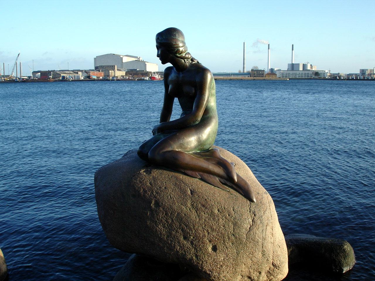 A kis hableány - Koppenhága