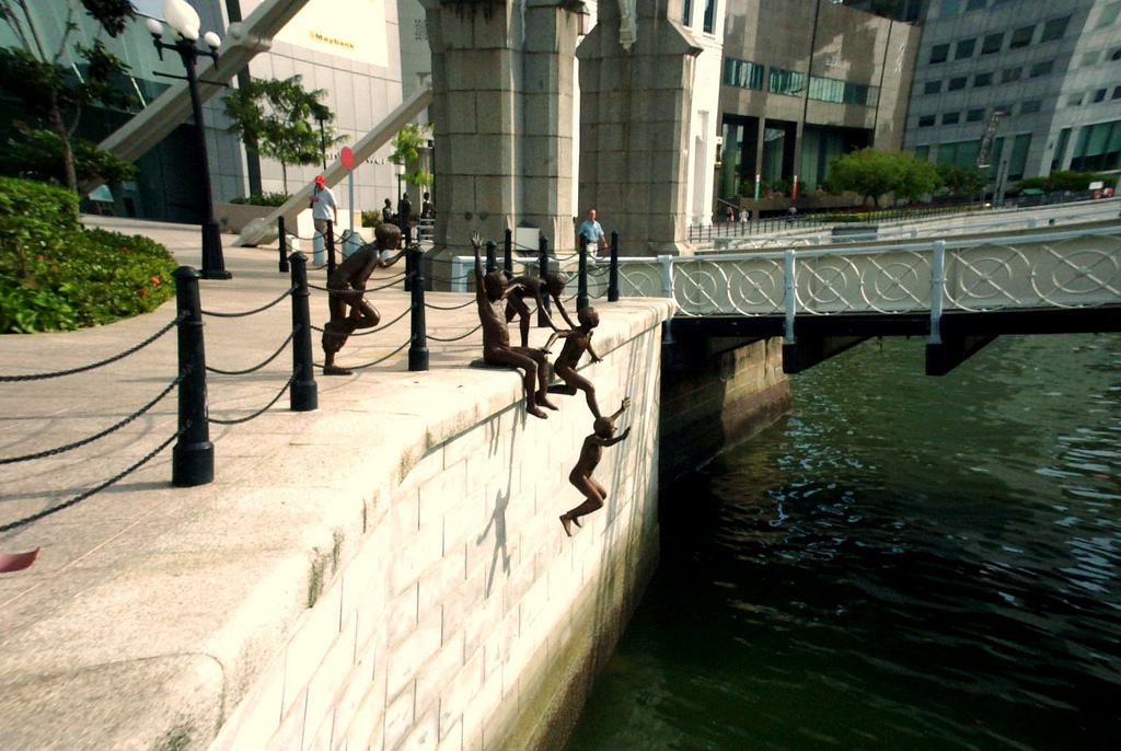 Az első generáció - Szingapúr