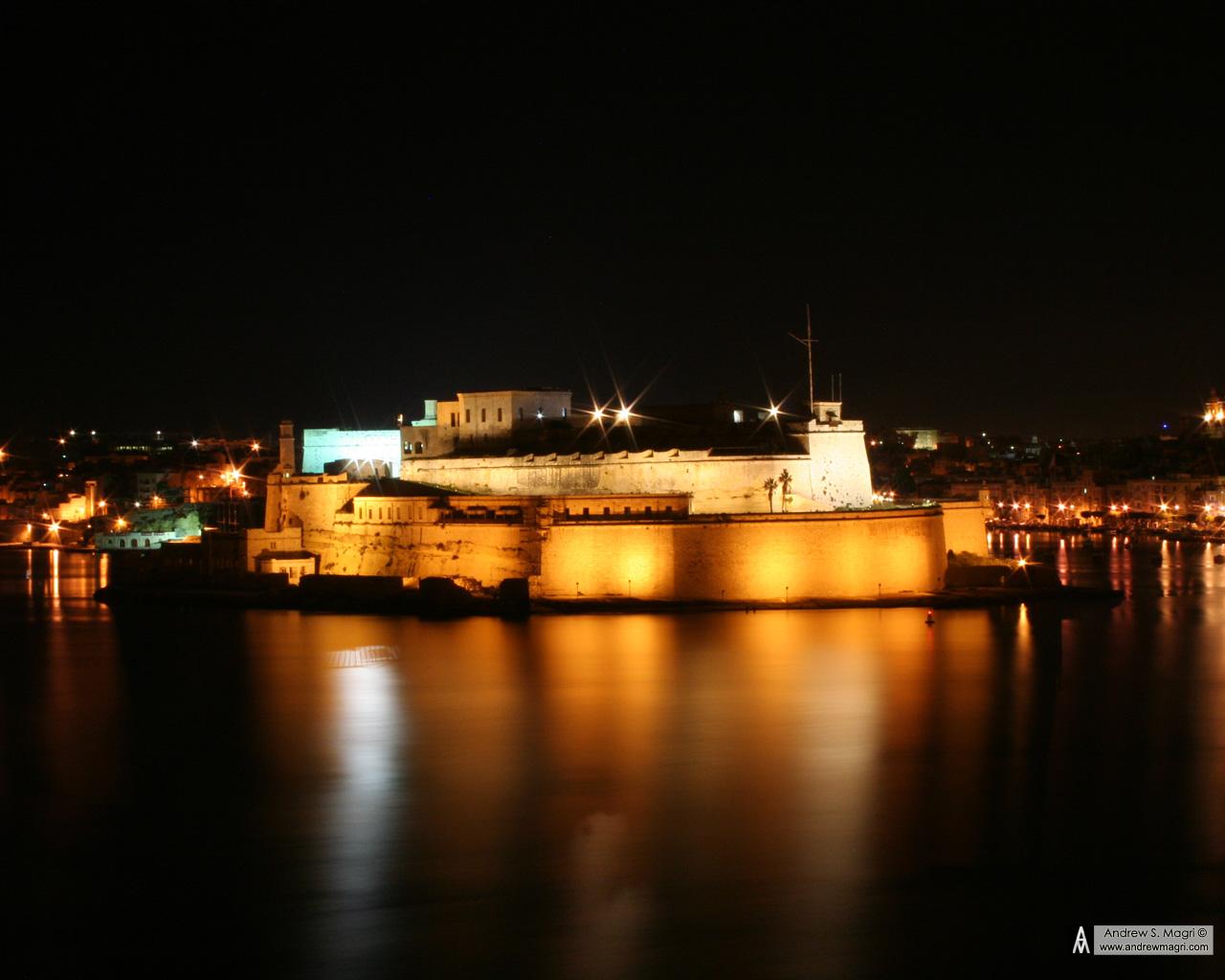 A St. Angelo erőd