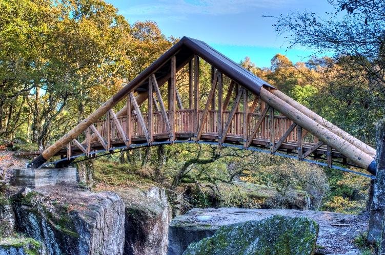Bracklinn, Skócia