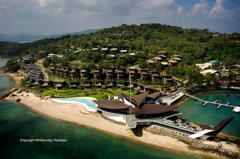 Hamilton Island Yacht Club, Ausztrália