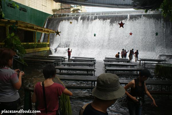 Labassin étterem, Fülöp-szigetek