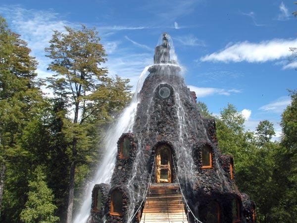 Magic Mountain Lodge, Észak-Patagónia
