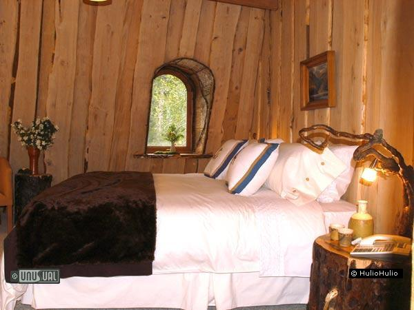 A chilei hobbit hotel